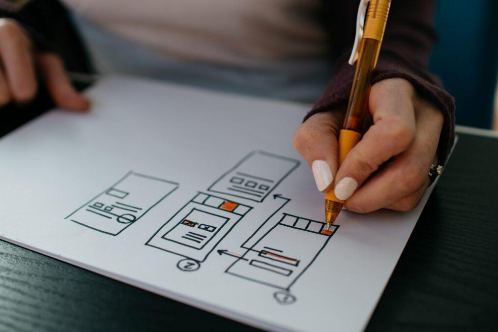 designing ui